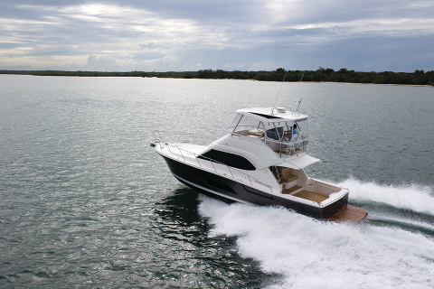 Riviera на Adelaide On Water Boat Show