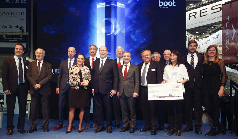 Boot Dusseldorf 2019: победители Ocean Tribute Award