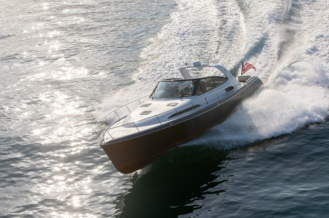 GT50 Open от Palm Beach Motor Yachts