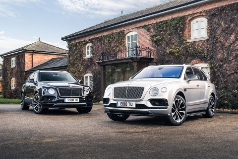 Bentley Bentayga от Bentley