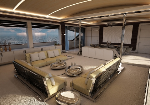 Reale Yachts и серия Pacifico 32