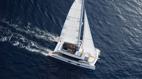 Sunreef SUPREME 68' продан World Yacht Group
