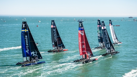 Louis Vuitton America's Cup World Series 2016