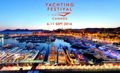 Ferretti Group на Cannes Yachting Festival 2016