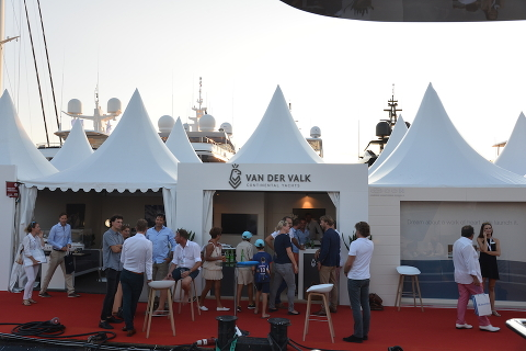 Cannes Yachting Festival 2016: две новинки Van der Valk