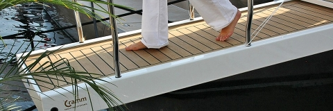 Cramm Yachting Systems в Монако
