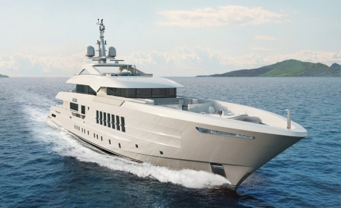 Heesen Yachts Project Antares: «Продано!»